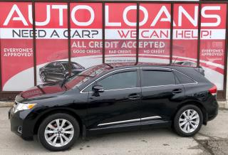 Used 2016 Toyota Venza XLE-ALL CREDIT ACCEPTED for sale in Scarborough, ON