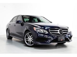 Used 2014 Mercedes-Benz E-Class E350   AMG   PANO   NAVI   HARMAN/KARDON for sale in Vaughan, ON
