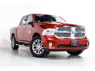 Used 2015 Dodge Ram 1500 Pickup LARAMIE LONGHORN LIMITED   DIESEL   NAVI   ALPINE for sale in Vaughan, ON
