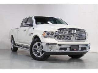 Used 2018 Dodge Ram 1500 Pickup LARAMIE I DIESEL I 4X4 I CREW CAB I NAVI I ALPINE for sale in Vaughan, ON