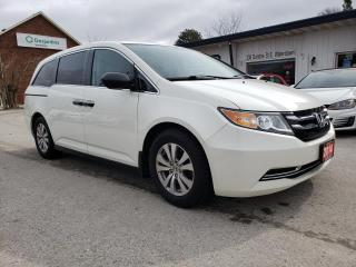 Used 2014 Honda Odyssey SE 8 Passenger for sale in Waterdown, ON