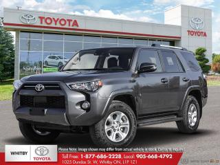 New 2020 Toyota 4RUNNER SR5/SR5 PREMIUM/V LA22 for sale in Whitby, ON