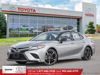New 2020 Toyota CAMRY XSE V6 LB30 for sale in Whitby, ON
