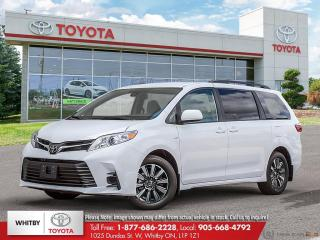 New 2020 Toyota Sienna LE AWD 7-PASS FC14 for sale in Whitby, ON