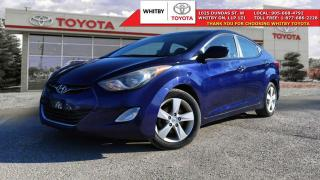 Used 2013 Hyundai Elantra GLS GLS for sale in Whitby, ON