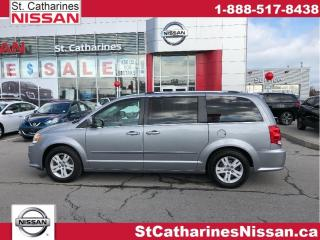 Used 2014 Dodge Grand Caravan Crew for sale in St. Catharines, ON