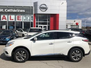 Used 2017 Nissan Murano SV for sale in St. Catharines, ON