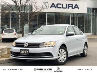 Used 2017 Volkswagen Jetta Trendline+ 1.4T 6sp at w/Tip for sale in Markham, ON
