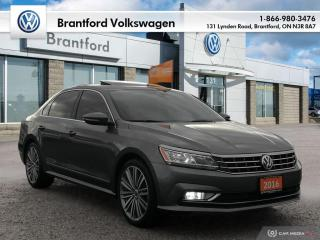 Used 2016 Volkswagen Passat Execline 3.6L 6sp DSG at w/Tip for sale in Brantford, ON