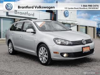 Used 2013 Volkswagen Golf Wagon 2.0 TDI Highline DSG at w/ Tip for sale in Brantford, ON