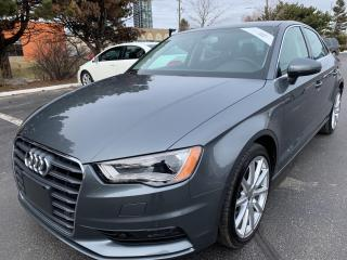 Used 2015 Audi A3 TDI Technik BANG & OLUFSEN SOUND SYSTEM NAVIGATION for sale in Concord, ON