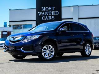 Used 2017 Acura RDX AWD w/TECH|NAVI|CAMERA|BLIND|LKA|LDW|ROOF for sale in Kitchener, ON