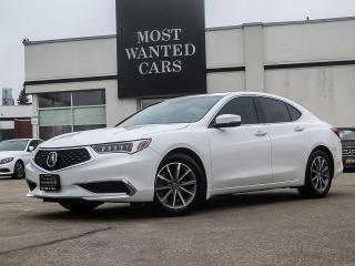 Used 2018 Acura TLX TECH 2.4L|NAVI|CAM|BLIND|LDW|LKA|ACC|ROOF|APPLE for sale in Kitchener, ON