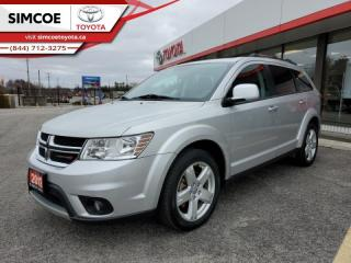 Used 2012 Dodge Journey SXT  - $83 B/W for sale in Simcoe, ON