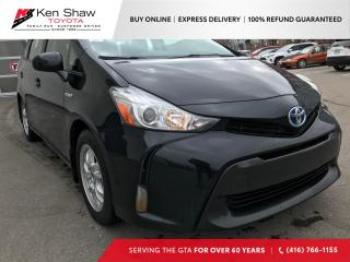 Used 2015 Toyota Prius V | NO ACCIDENTS | for sale in Toronto, ON