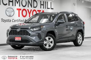 Used 2019 Toyota RAV4 LE AWD for sale in Richmond Hill, ON