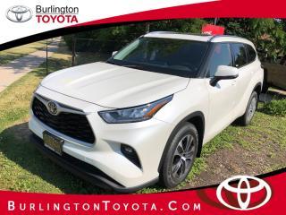 New 2020 Toyota Highlander XLE AWD for sale in Burlington, ON