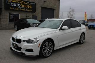 Used 2014 BMW 3 Series 335i,xDrive,AWD,NAVI,HEADS UP DISPLAY,360'CAMERA for sale in Newmarket, ON