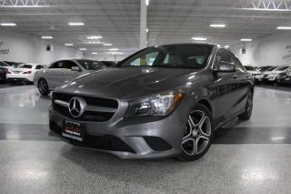 2015 Mercedes-Benz CLA-Class CLA250 4MATIC I  NO ACCIDENTS I SUNROOF I NAVIGATION I BT