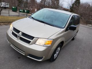 Used 2009 Dodge Grand Caravan 4dr Wgn SE for sale in Mississauga, ON