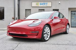 Used 2018 Tesla Model 3 LONG RANGE AWD FSD - FULL SELF DRIVING ACTIVATED, AP2 for sale in Burlington, ON