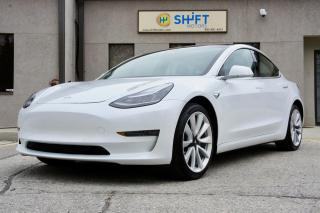 Used 2020 Tesla Model 3 LONG RANGE ALL WHEEL DRIVE AWD, AUTOPILOT, 19 INCH SPORT WHEELS, ALMOST BRAND NEW! for sale in Burlington, ON