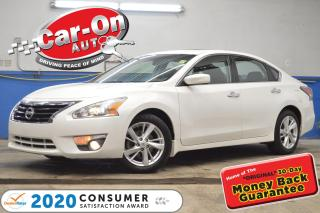 Used 2014 Nissan Altima 2.5 SV SUNROOF REAR CAM HTD SEATS LOADED for sale in Ottawa, ON