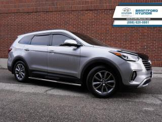 Used 2017 Hyundai Santa Fe XL XL LUXURY | 7-PASSENGER | NAVIGATION | SUNROOF | NEW TIRES | LOCAL TRADE IN  - $167 B/W for sale in Brantford, ON