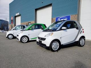 Used 2015 Smart fortwo Pure for sale in St-Eustache, QC