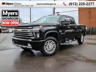 New 2020 Chevrolet Silverado 3500HD High Country for sale in Ottawa, ON