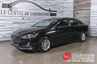 Used 2018 Hyundai Sonata GL+GL/ELEC+MAGS+A/C+CAM/REC+BLUETOOTH for sale in Laval, QC