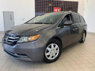 Used 2014 Honda Odyssey EX-L Intérieur CUIR balance de garantie Global  mars 2023 ou 100 000 k for sale in Terrebonne, QC