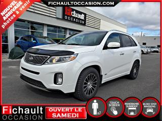 Used 2014 Kia Sorento SX V6 *** 7 PASSAGERS** ROUES D HIVER IN for sale in Châteauguay, QC