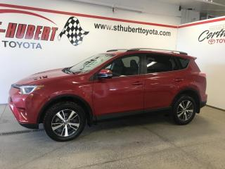 Used 2017 Toyota RAV4 FWD 4dr XLE for sale in St-Hubert, QC