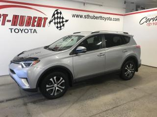 Used 2016 Toyota RAV4 FWD 4dr LE, CAMÉRA DE RECUL for sale in St-Hubert, QC