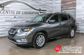 Used 2018 Nissan Rogue Sv+AWD+A/C+MAGS+CAM/REC+BLUETOOTH for sale in Laval, QC