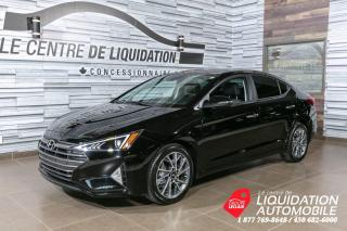 Used 2020 Hyundai Elantra Luxury+CAM/REC+TOIT/OUV+MAGS+BLEUTOOTH for sale in Laval, QC