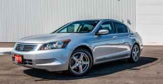 Used 2010 Honda Accord EXL-AEB for sale in Woodstock, ON
