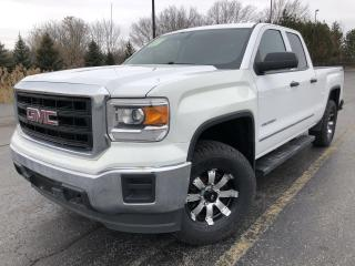 Used 2015 GMC SIERRA 1500 BASE DBL CAB 4X4 for sale in Cayuga, ON
