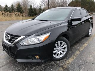 Used 2017 Nissan ALTIMA S 2WD for sale in Cayuga, ON