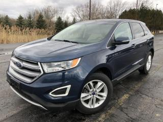 Used 2017 Ford Edge SEL FWD for sale in Cayuga, ON