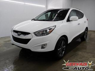 Used 2015 Hyundai Tucson GLS Cuir/Tissus Toit Panoramique Bluetooth Mags for sale in Shawinigan, QC