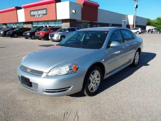 Used 2013 Chevrolet Impala LT 4dr FWD 4 Door Sedan for sale in Steinbach, MB