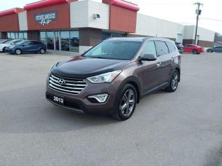 Used 2013 Hyundai Santa Fe Limited 4dr AWD Sport Utility Vehicle for sale in Steinbach, MB