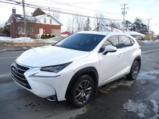 Used 2016 Lexus NX 200t AWD 4dr Luxury for sale in Ste-Marie, QC