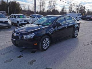 Used 2012 Chevrolet Cruze LS+ w/1SB for sale in Madoc, ON