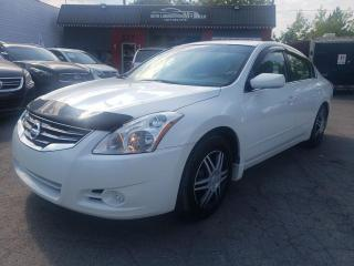 Used 2012 Nissan Altima 2012 NISSAN ALTIMA S**50.00$/SEM**TOUT É for sale in Lemoyne, QC