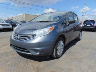 Used 2016 Nissan Versa Note ****AUTOMATIQUE****PAS CHER*****WOW**** for sale in St-Eustache, QC