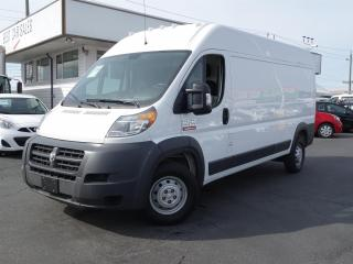 Used 2018 RAM 3500 ProMaster Navigation, High Roof, Extended Body, Bluetooth for sale in Vancouver, BC