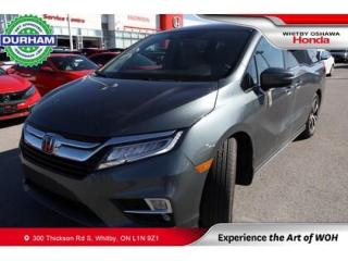 Used 2019 Honda Odyssey Touring Auto for sale in Whitby, ON